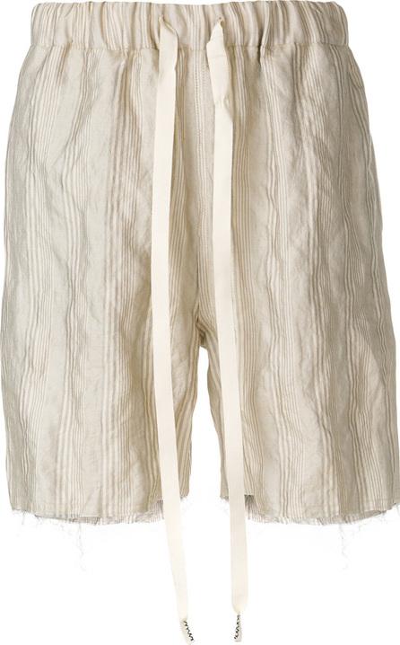 Federico Curradi High waisted shorts