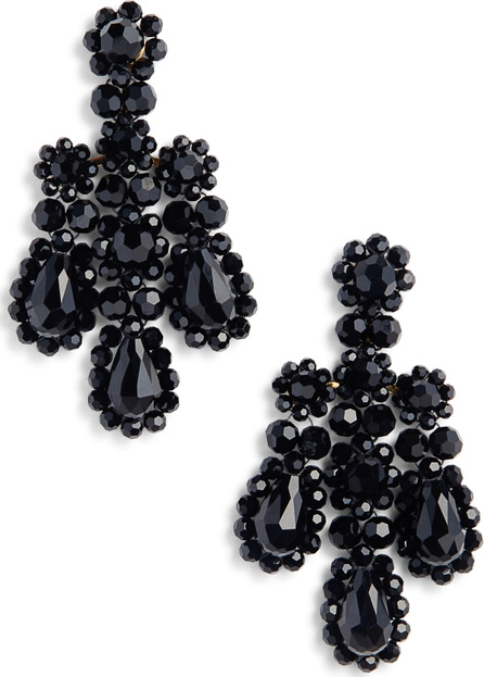 Simone Rocha Beaded Chandelier Earrings
