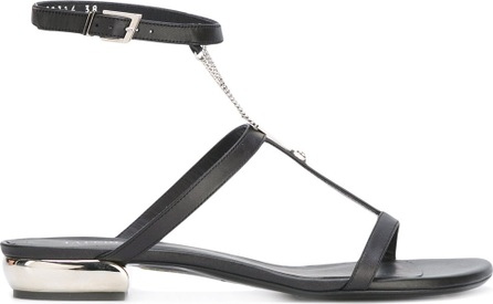 La Perla ankle strap sandals
