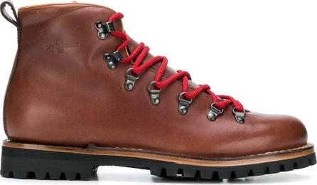 Car Shoe Lace-up boots