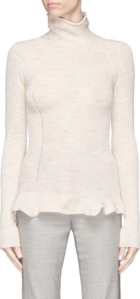 Acne Studios 'Rosie' Merino wool turtleneck sweater