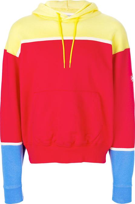 Cav Empt Colour block hoodie