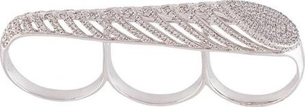 AS29 'Spine' 3-finger ring