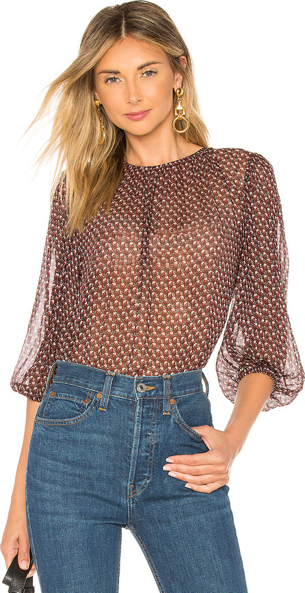 ICONS The Femme Blouse