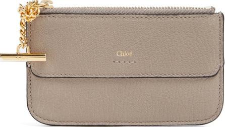 Chloe Drew leather cardholder