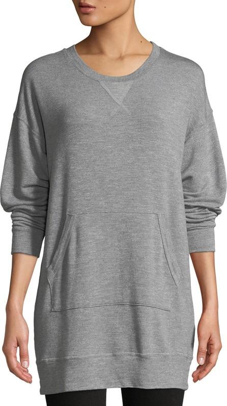 Splendid Classic Crewneck Pullover Sweatshirt Dress