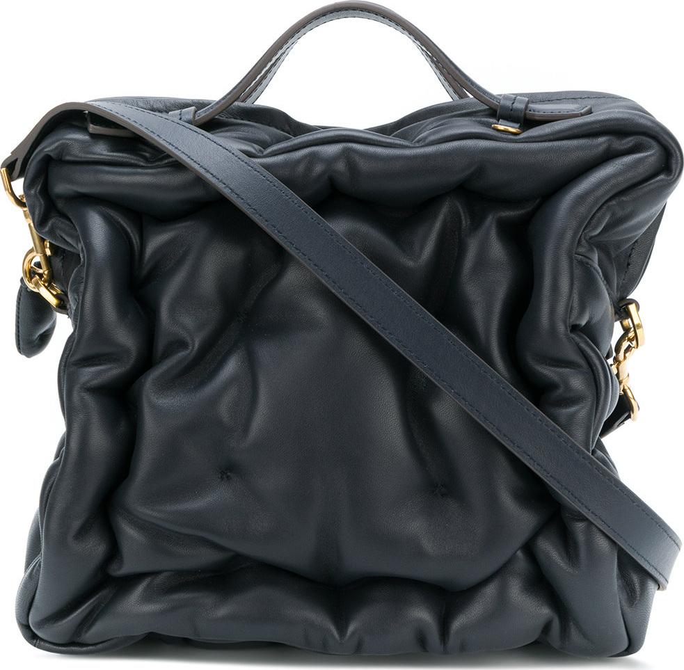 Anya Hindmarch - Chubby Cube top handle bag