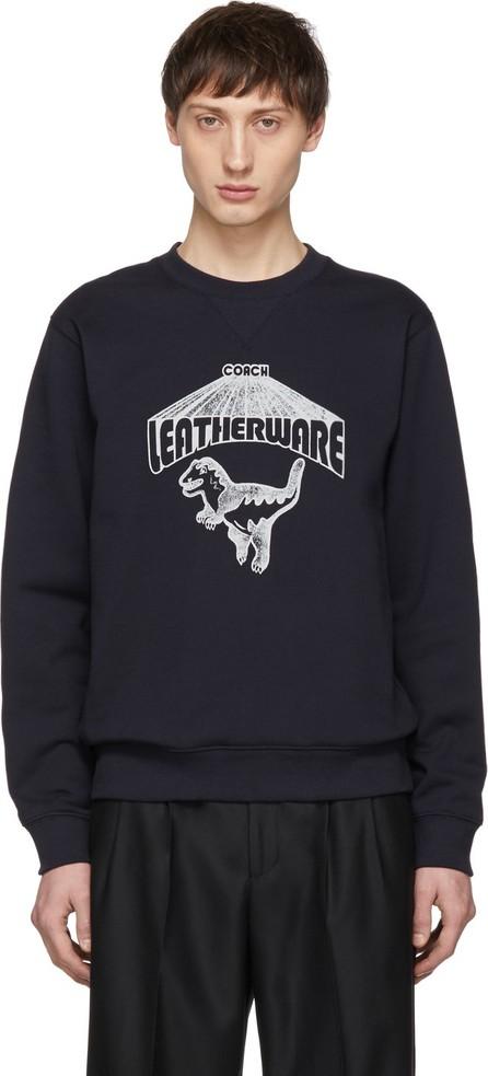 COACH 1941 Navy Rexy Sweatershirt