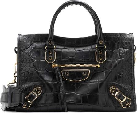 Balenciaga City S leather tote