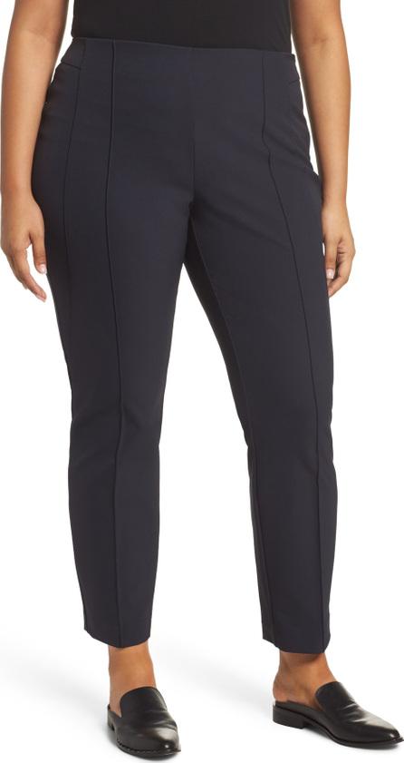 Lafayette 148 New York City Pintuck Slim Pants