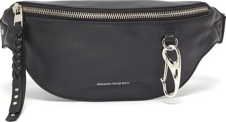 Alexander McQueen Leather bum bag