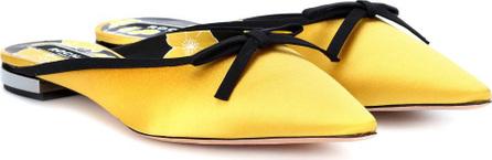 ROCHAS Satin slippers