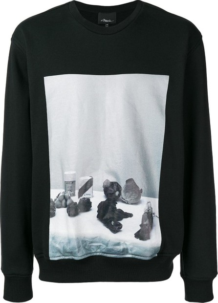 3.1 Phillip Lim Photographic print sweatshirt