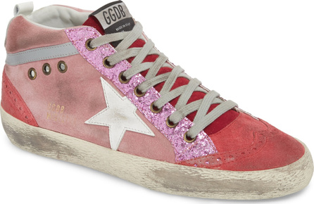 Golden Goose Deluxe Brand Star Mid Top Sneaker