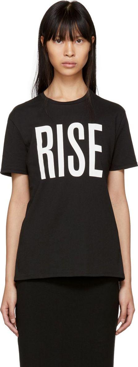 6397 Black 'Rise' Boy T-Shirt