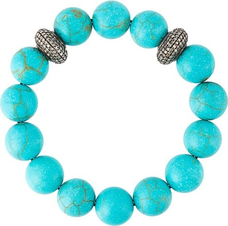 Gemco diamond ball bead bracelet