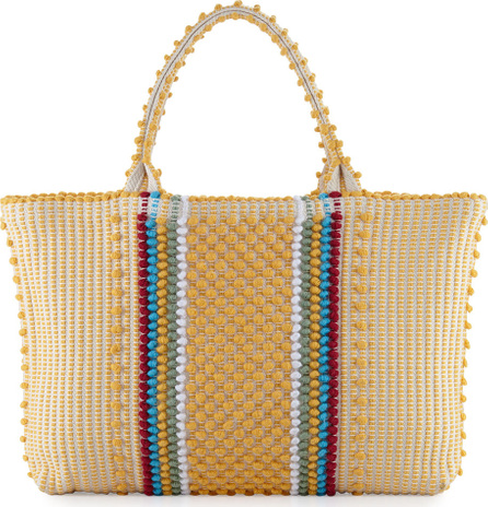 Antonello Tedde Telti Crocheted Tote Bag