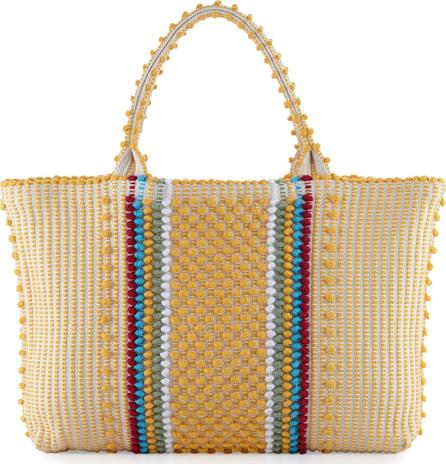 Antonello Tedde Telti Crocheted Tote Bag