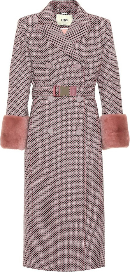 Fendi Wool coat