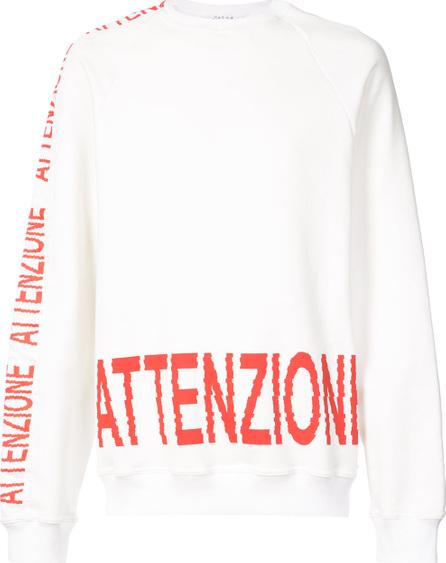 Bethany Williams Attenzione sweatshirt