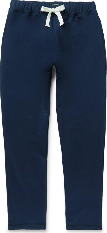 Ermenegildo Zegna Slim-Fit Tapered Cotton-Blend Jersey Sweatpants