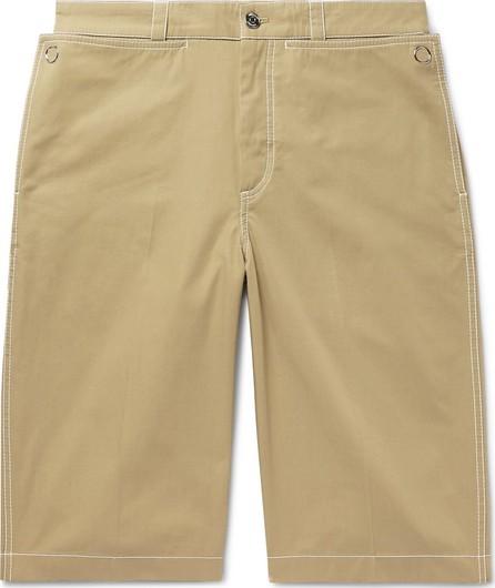 Burberry London England Cotton-Twill Bermuda Shorts
