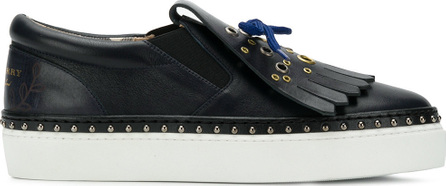 Burberry London England Fringed sneakers