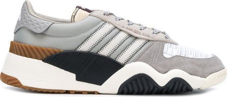 Adidas Originals by Alexander Wang brown Turnout sneakers