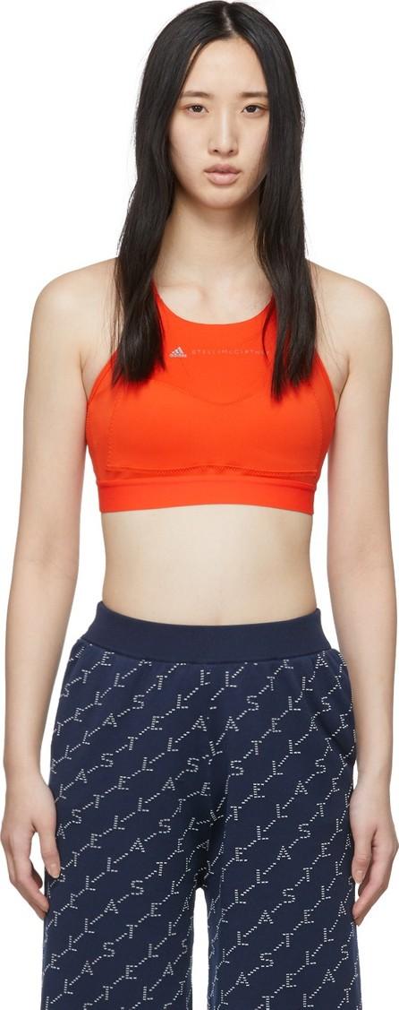 Adidas By Stella McCartney Orange P Ess Bra