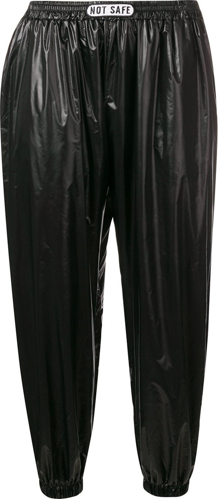 Barbara Bologna 'Plastic' cropped trousers