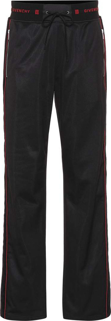 Givenchy Side stripe sweatpants