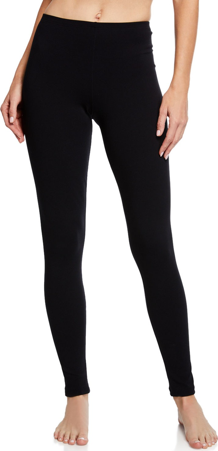 010be6fb633 Wolford Baily High-Rise Jersey Leggings in Black - mkt