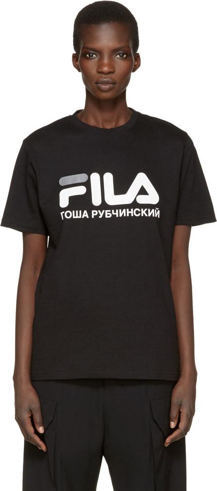 Gosha Rubchinskiy Black Fila Edition T-Shirt
