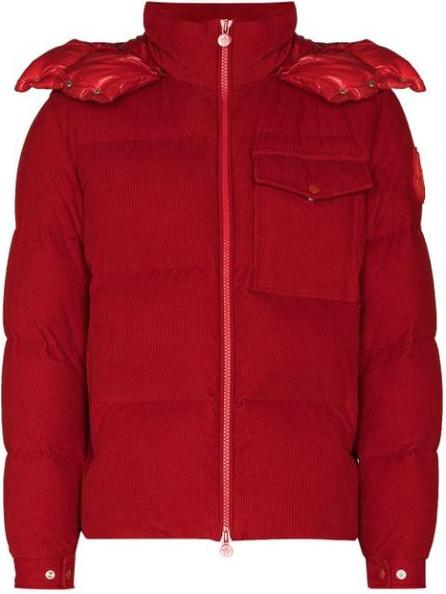 Moncler Vignemale corduroy padded jacket