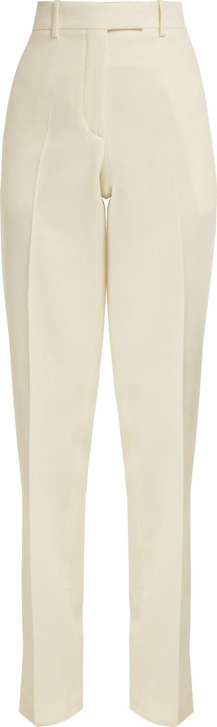 Calvin Klein 205W39NYC Side-striped wool trousers