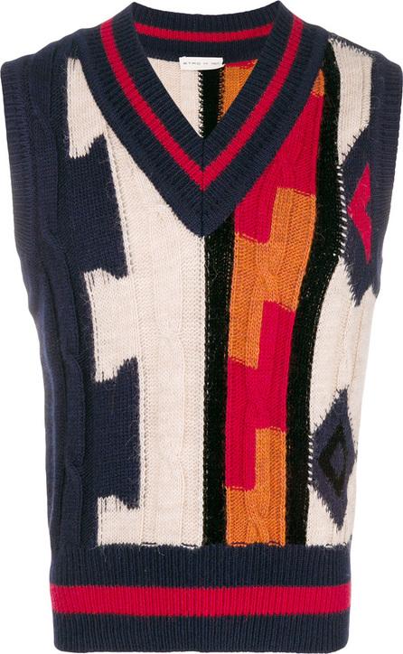 Etro Tapestry sweater vest