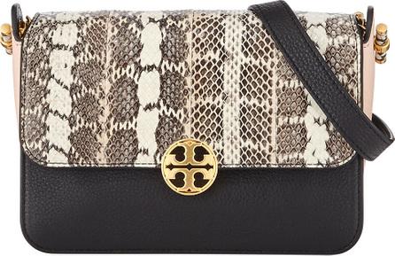 Tory Burch Chelsea Colorblock Snake Crossbody Bag