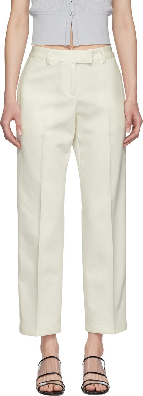 A.P.C. Off-White Cece Trousers