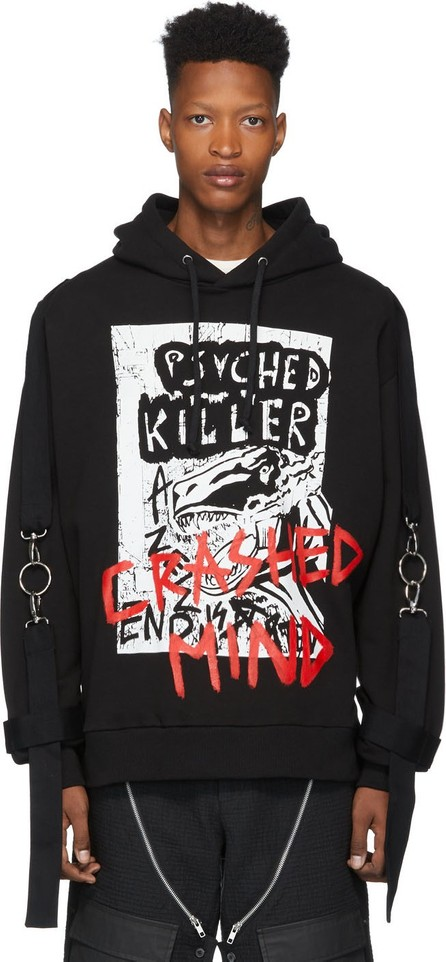 Faith Connexion Black NTMB Edition 'Psyched' Hoodie