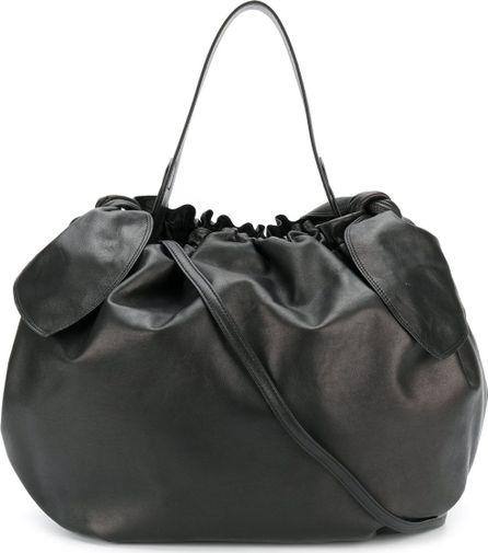 Simone Rocha gathered bow tote bag