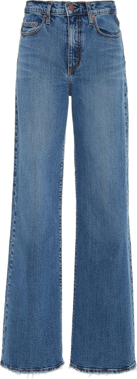 Nobody Denim Milla High-Rise Flared Jeans