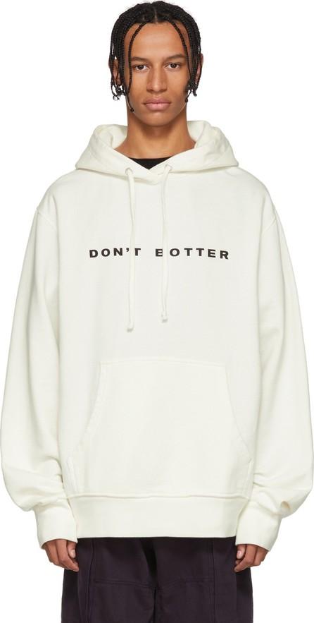 Botter Off-White 'Don't Botter' Hoodie