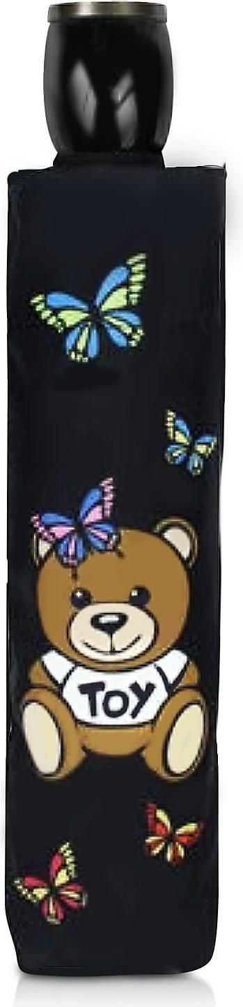Moschino Butterfly Bear Supermini Umbrella
