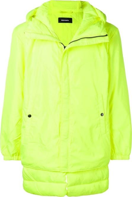 Diesel Padded shell jacket