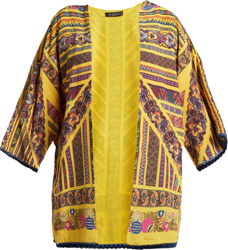 Etro Multi-print silk jacket