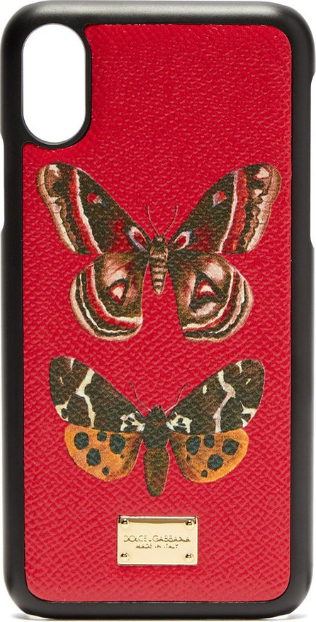 Dolce & Gabbana Butterfly-print iPhone® case