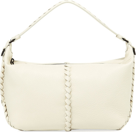 Bottega Veneta Cervo Medium Leather Shoulder Hobo Bag
