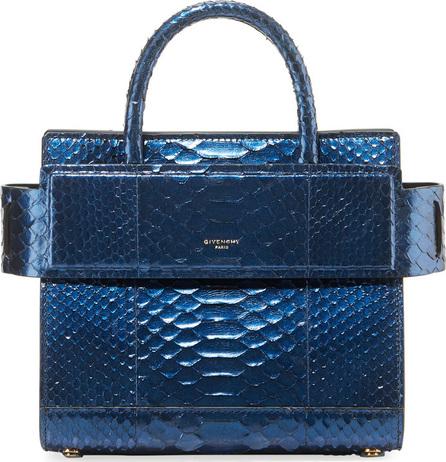 Givenchy Horizon Small Python Tote Bag