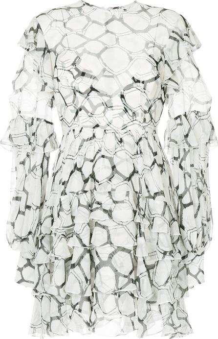 Alex Perry Erin ruffle dress