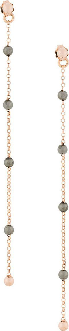 Federica Tosi ball and chain earrings